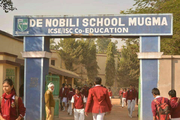 De Nobili School-Campus Entrances